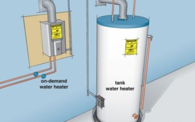 Water Heater to Reduce Emotional Stress